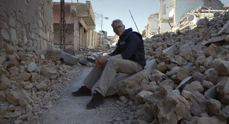 Historian Tom Holland's film goes to the Islamic roots of ISIS