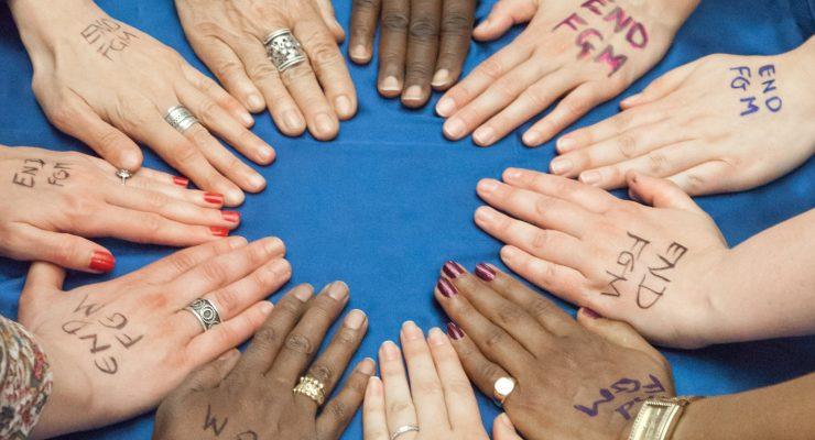 Fighting FGM is a spiritual war, says Ann-Marie