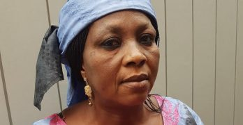The mother campaigning for the rescue of her child enslaved by Boko Haram